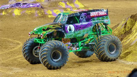 how many monster trucks are there in monster jam grave digger a real life outer banks monster obx stuff