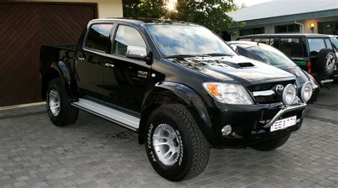 Toyota Hilux Modification by Kjuor 2007 Toyota Hilux Specs Photos Modification Info