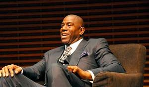 """Earvin """"Magic"""" Johnson: """"Adapt and Adjust"""" 