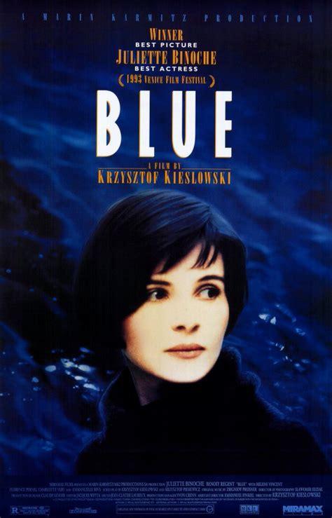 three colors three colors blue 1993 installment in