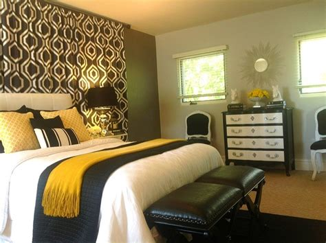 grey and gold bedroom black white grey grey and gold bedroom contemporary 15482