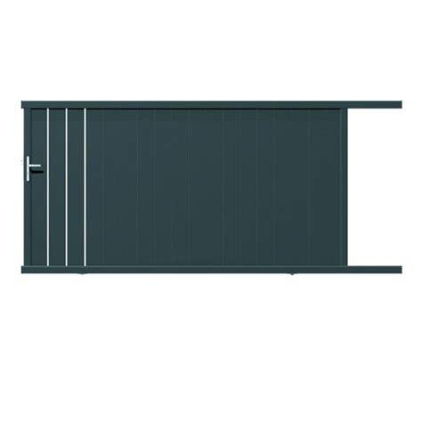 portail alu coulissant castorama 25 best ideas about portail en aluminium on portails en aluminium portail