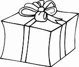 Coloring Present Gift Getcolorings Printable Getdrawings sketch template