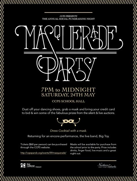 Black 50th Birthday Decorations by Masquerade Party Invitations Google Search Masquarade