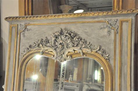 miroir de cheminee ancien miroirs anciens mat 233 riaux anciens miroirs anciens 19 eme si 232 cle achat vente