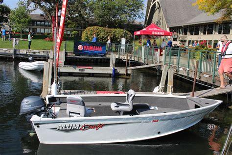 Aluminum Fishing Boat Magazine by Alumacraft Escape 14 5 Fishtalk Magazine