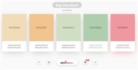 color palette generators  web designing templatetoaster blog
