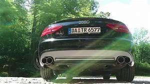 Audi S5 4 2l 356ch : audi s5 4 2l v8 fox esd sound exhaust youtube ~ Medecine-chirurgie-esthetiques.com Avis de Voitures