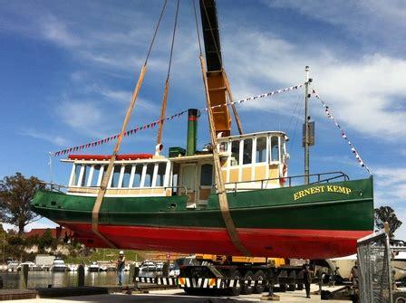 Ernest Kemp Lift - Projects - Taupo Crane Hire. Crane hire ...