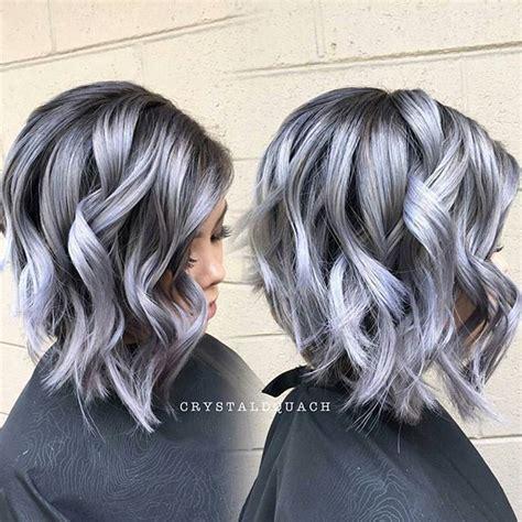 The 25 Best Short Silver Hair Ideas On Pinterest Silver