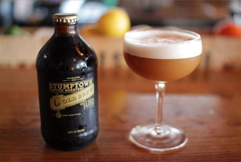 6 Thoroughly Modern Coffee Cocktails