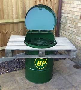 Fabriquer Un Barbecue Avec Un Bidon : 1001 id es barbecue fabriquer barbecue barbecue et chemin e barbecue ~ Dallasstarsshop.com Idées de Décoration