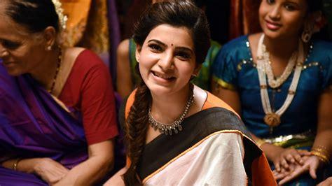 Samantha Tamil Movie Actress Hd Wallpaper