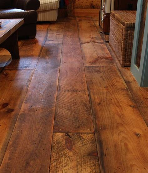 Wide Plank Knotty Pine Laminate Flooring   Flooring : Home