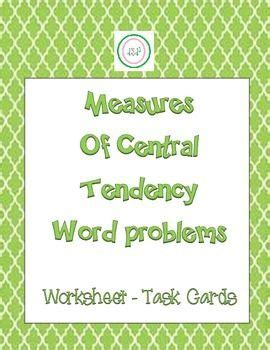 measures of central tendency median mode