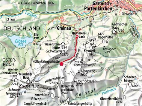 Deutschlandkarte blog: Zugspitse Stadt Karte Bilder