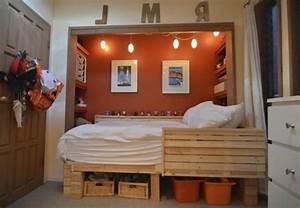 Lit Adolescent Garçon : 31 id es d co chambre gar on ~ Dode.kayakingforconservation.com Idées de Décoration