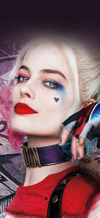 Quinn Harley Joker Suicide Squad Iphone Wallpapers