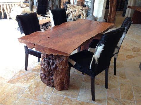 tisch aus einem baumstamm esstisch aus einem baumstamm der tischonkel