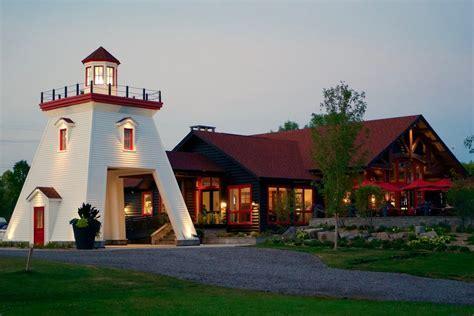 Killarney Mountain Lodge   Northeastern Ontario Canada