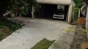 Allee De Garage A Moindre Cout : demande conseils pour all e de garage ~ Dailycaller-alerts.com Idées de Décoration