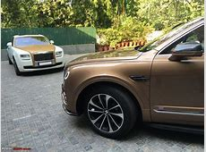 Bentley Bentayga India launch scheduled for April 22, 2016