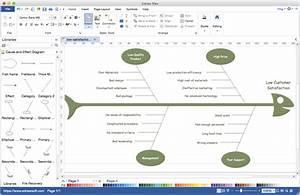 Fishbone Diagram Visio Alternative For Mac