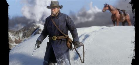 rdr2 storable weapons feature unique holsters saddlebags comments