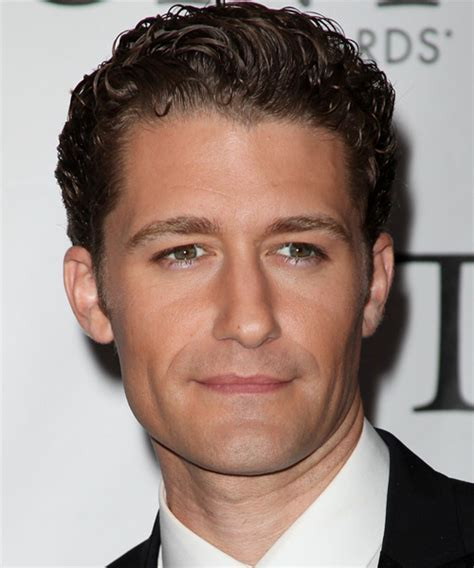 Matthew Morrison Hairstyles for 2017   Celebrity