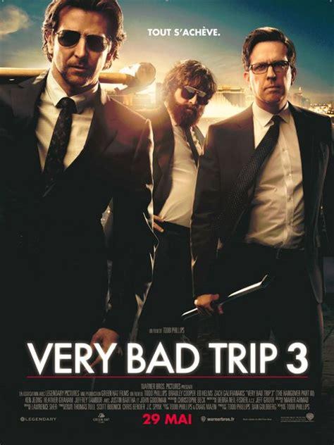 affiche du film  bad trip  affiche  sur  allocine