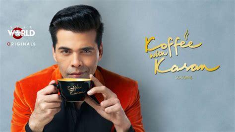 koffee  karan season  episode