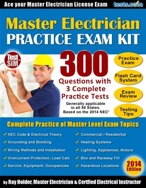 Master Electrician Practice Exams Based The Nec