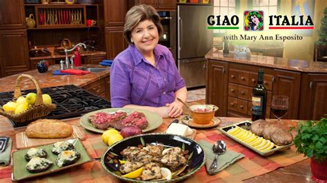 ciao italia cooking shows pbs food