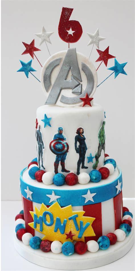 Marvel comics cake superhero cake! avengers cakes | Avengers cake | Comic Book Treats ...
