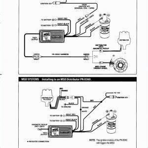 Msd Coil Wiring Diagram