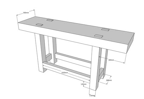 build roubo workbench plans sketchup diy clay birdhouses