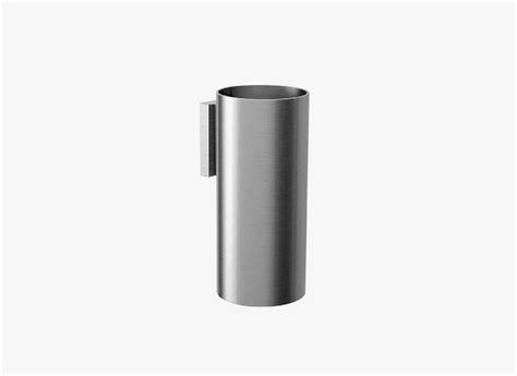 inox kitchen accessories cocoon mnl 56 stainless steel bathroom design glassholder 1868