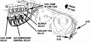 1989 Buick Century 2 5l Cooling Fan Works When Jumped  Both Cooling Sensors Replaced Wich Relay