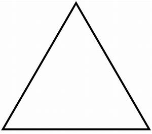 Triangle clipart equilateral triangle - Pencil and in ...