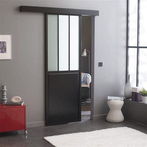 portes coulissantes cuisine où trouver une porte coulissante atelier style verrière