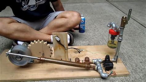 woodworking plans wood burning engine plans  plans