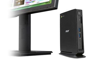 port connexion bureau à distance acer chromebox cxi2 dt z0aef 001 pc de bureau acer sur ldlc com
