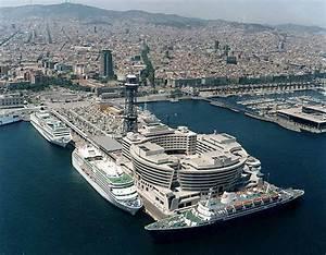 World Trade Center, Barcelona Architecture Pinterest
