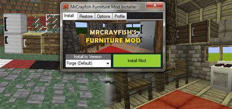 furniture 1 4 update minecraft furniture mod v3 4 7 the kitchen update Minecraft