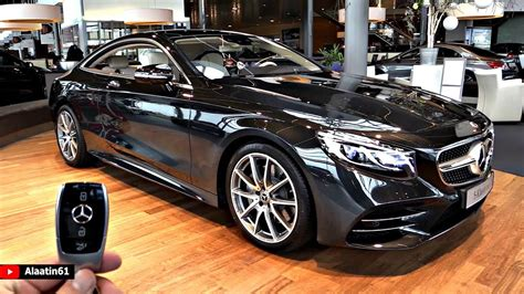 mercedes  class coupe   full review interior
