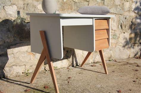 petit bureau au design vintage des ann 233 es 60 scandinave