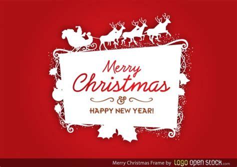 psd templates vektor vorlagen fuer weihnachtskarten