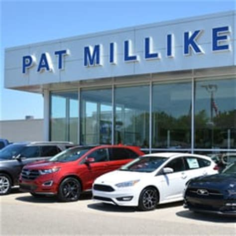 pat milliken ford    reviews car dealers