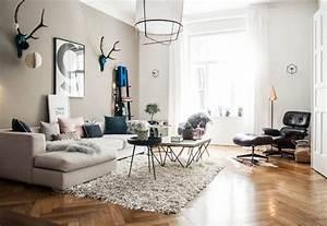 Wohnzimmer Scandi Style : visite guid e vision scandi munich westwing ~ Frokenaadalensverden.com Haus und Dekorationen