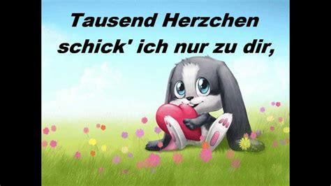 schnuffel tausend kuesschen lyrics english translation